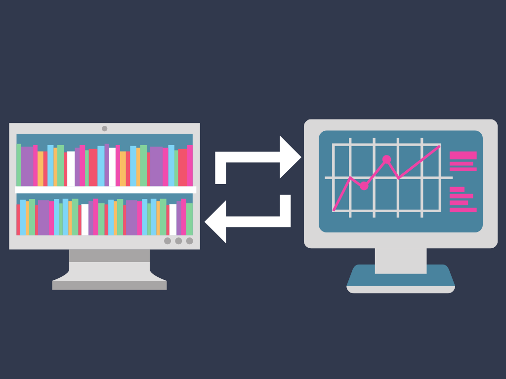 Books and Data